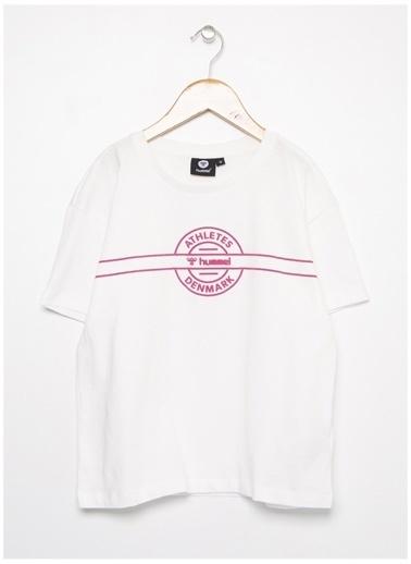 Hummel Hummel Beyaz T-Shirt Beyaz